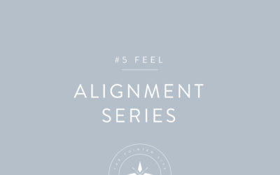 Alignment Series Part 5: What To Do With Pain